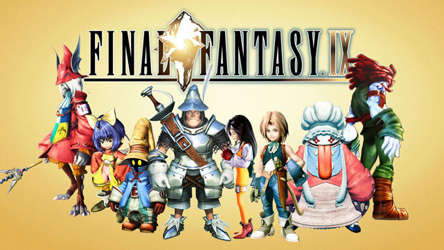 FINAL FANTASY IX Trailer